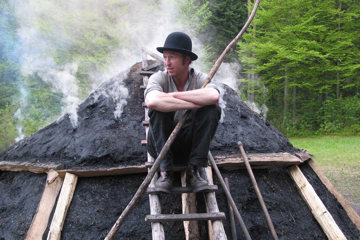 Nachhaltige Biosphären-Kohle