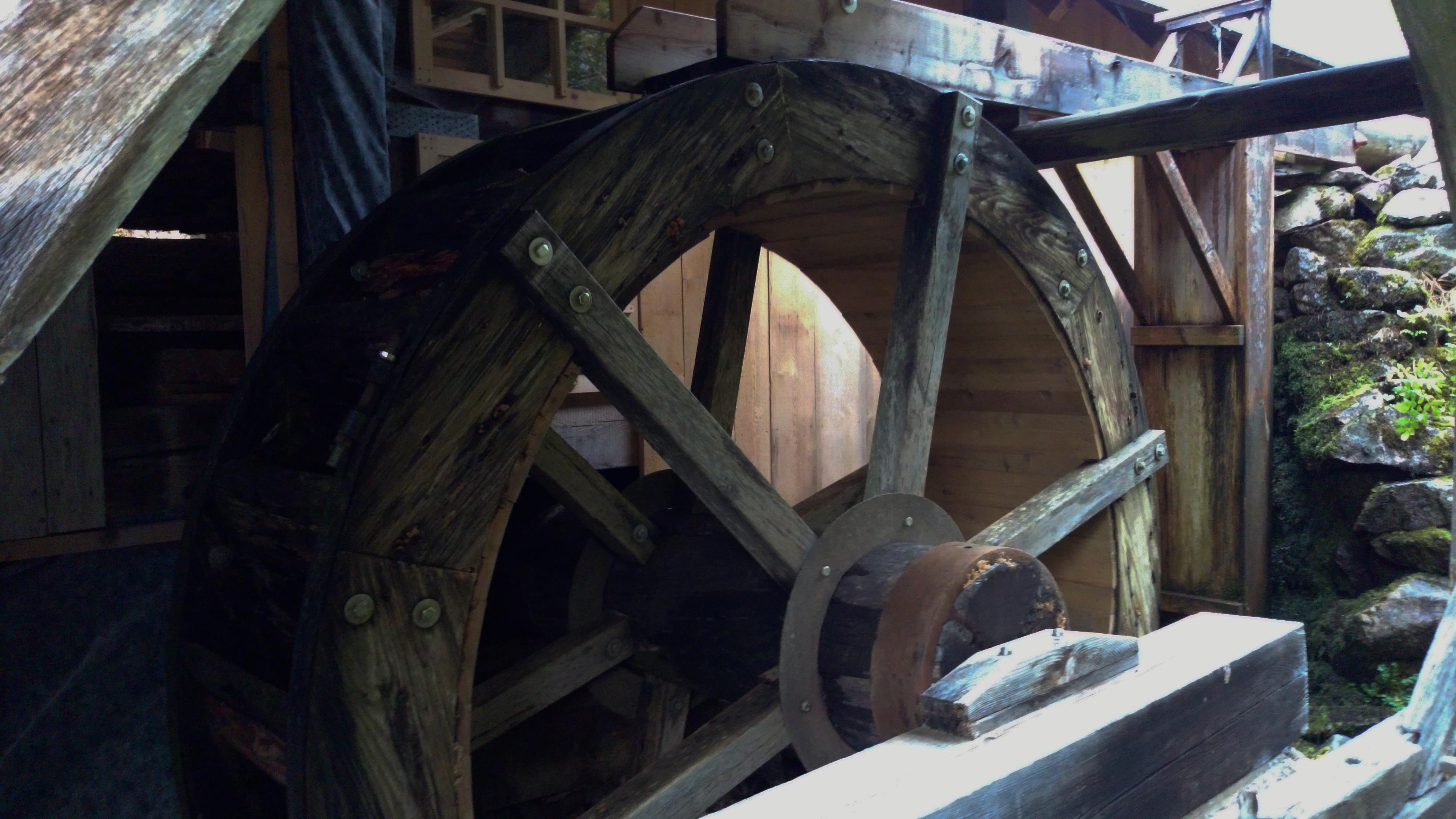 Zukunft mit Tradition: Sanierung der Klopfsäge in Fröhnd