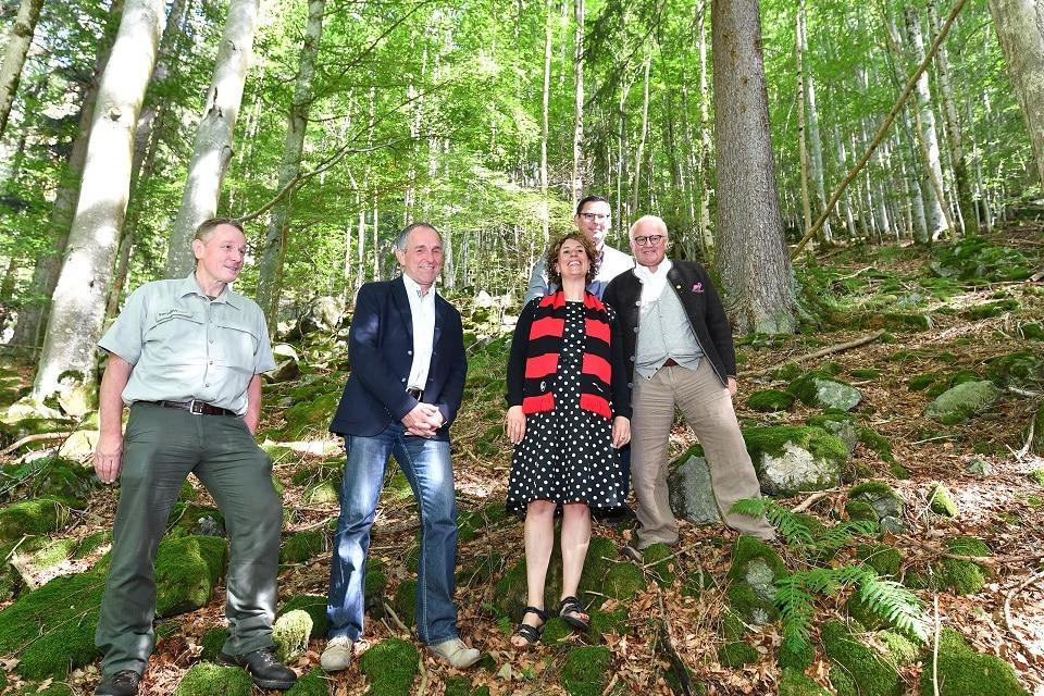 Heimspiel für die Wildnis: Naturschutzkooperation von SC Freiburg und dem WWF im Biosphärengebiet Schwarzwald