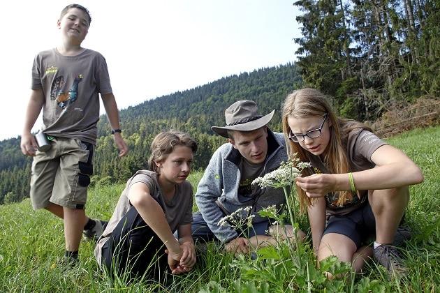 """""""Abenteuer Moor"""": Junior Ranger Camp des Biosphärengebiets vom 27. bis 30. August in St. Blasien"""