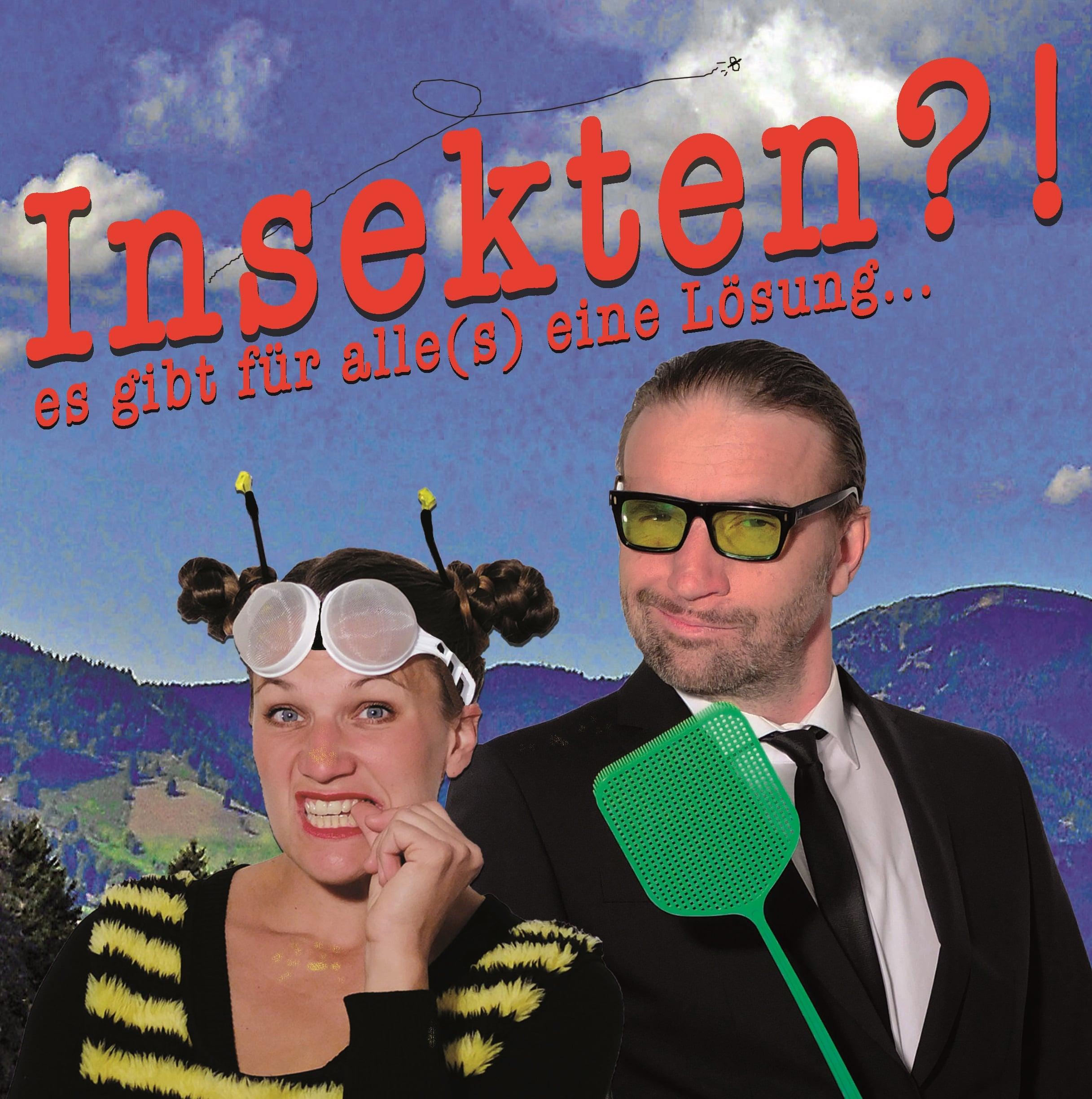 """""""Theater in den Bergen"""" im Biosphärengebiet inszeniert Insektenkrimi"""