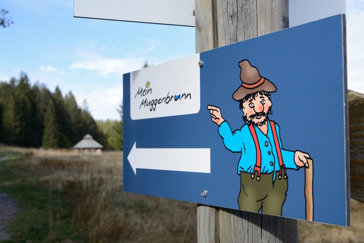 Mit dem Siedler Mugg Natur und Kultur in Muggenbrunn entdecken: Familienwanderung im Biosphärengebiet am Sonntag, 21. Juli