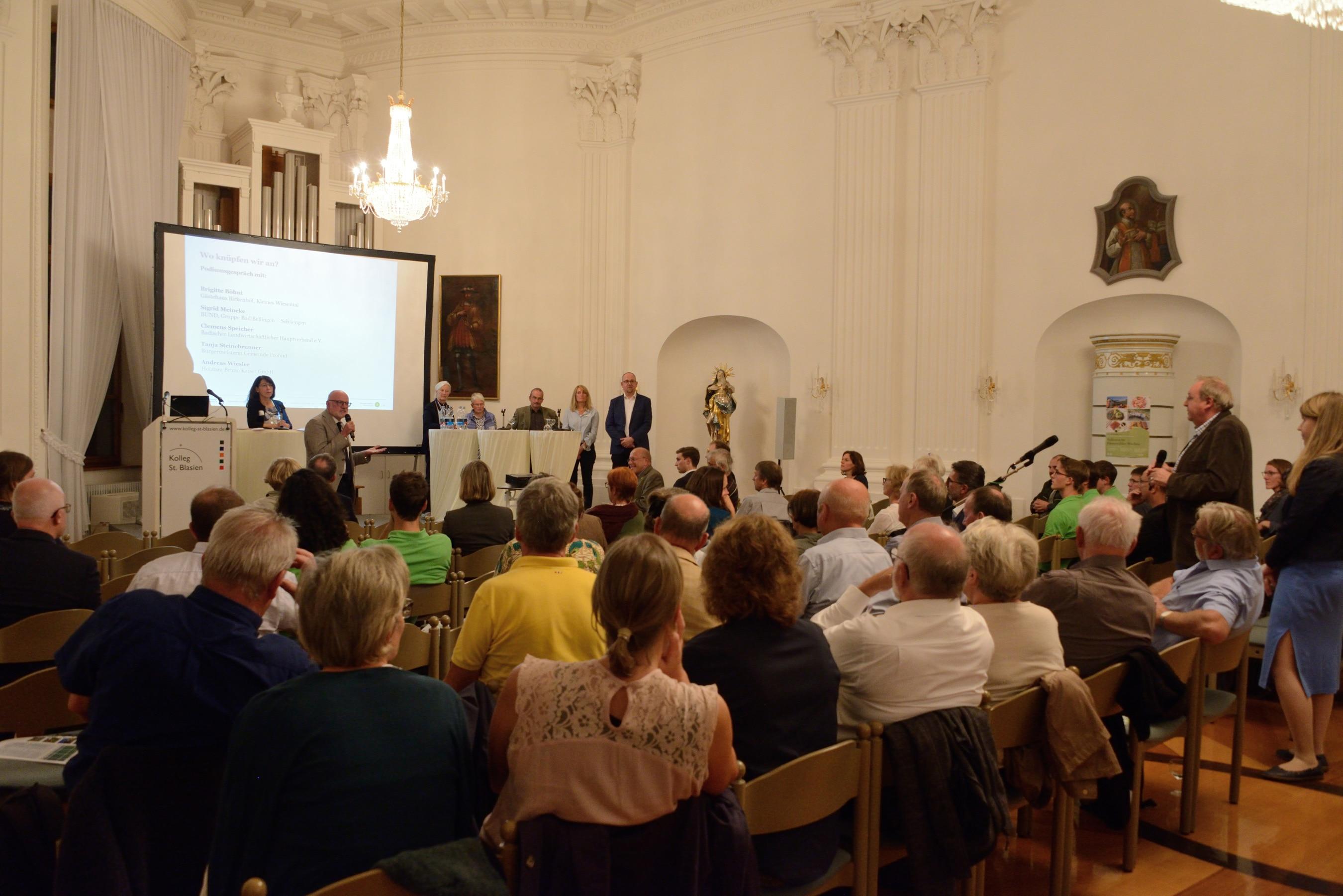 Gesucht: Ein Masterplan für das Biosphärengebiet Schwarzwald