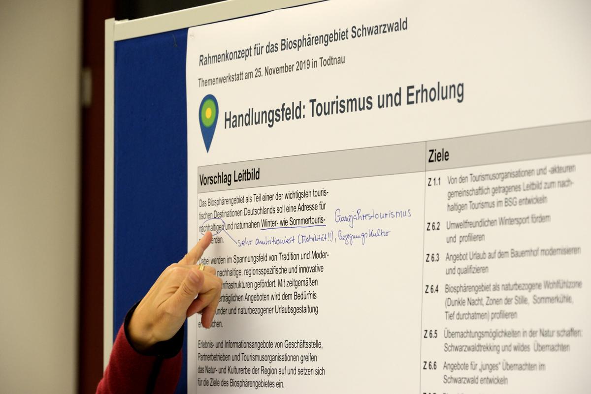 Rahmenkonzept für das Biosphärengebiet Schwarzwald: Neue Termine für Fokusveranstaltungen für Jugendliche und Senioren