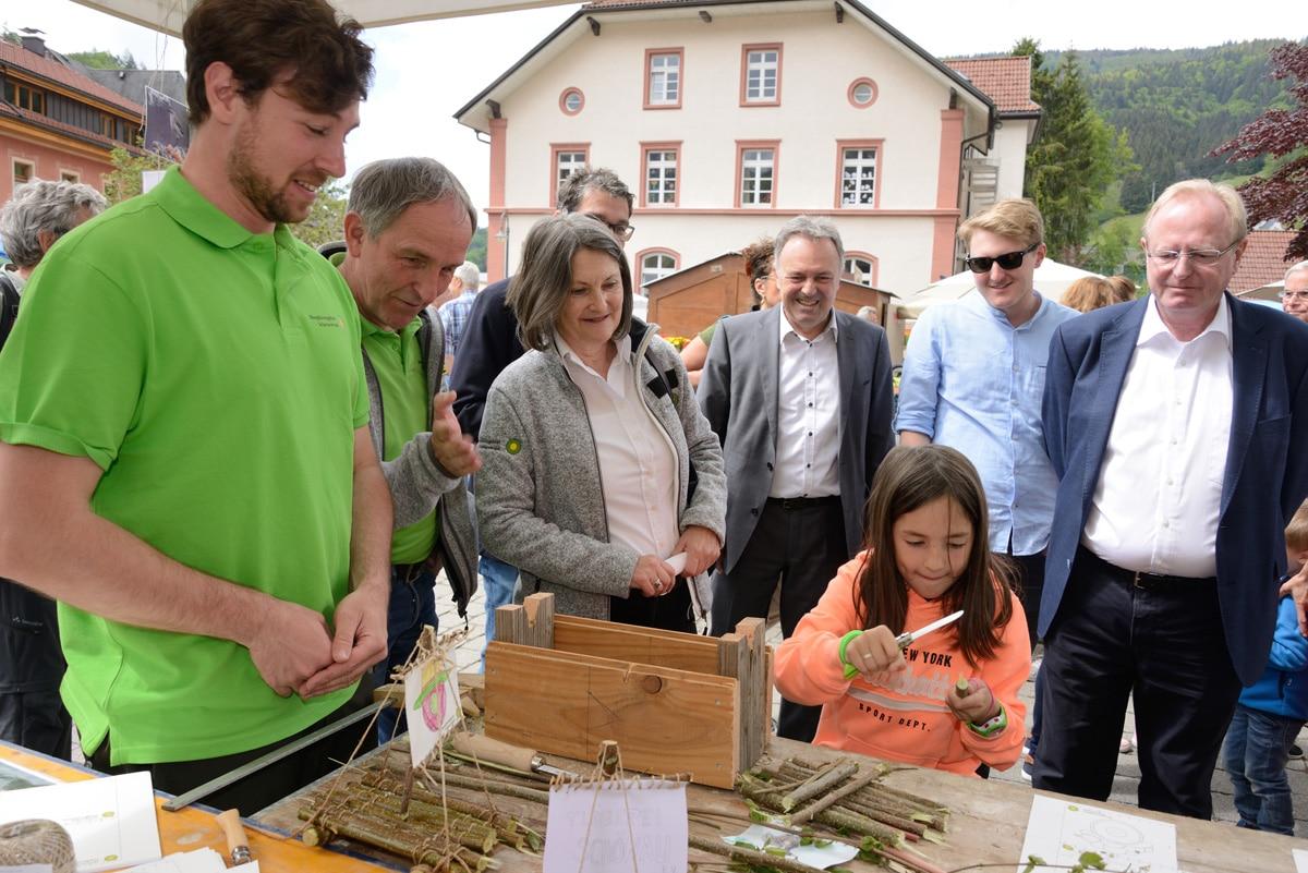 Schönau im Schwarzwald erwartet am 12. Juli Gäste aus dem ganzen Biosphärengebiet