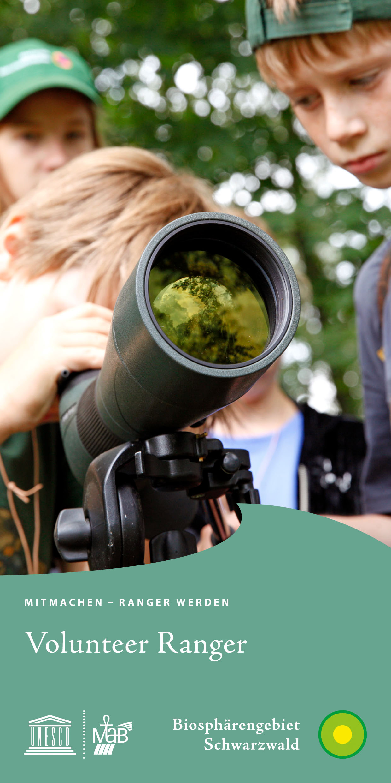 Jung und engagiert für die Natur: Biosphärengebiet Schwarzwald gründet erste eigene Volunteer Ranger Gruppe