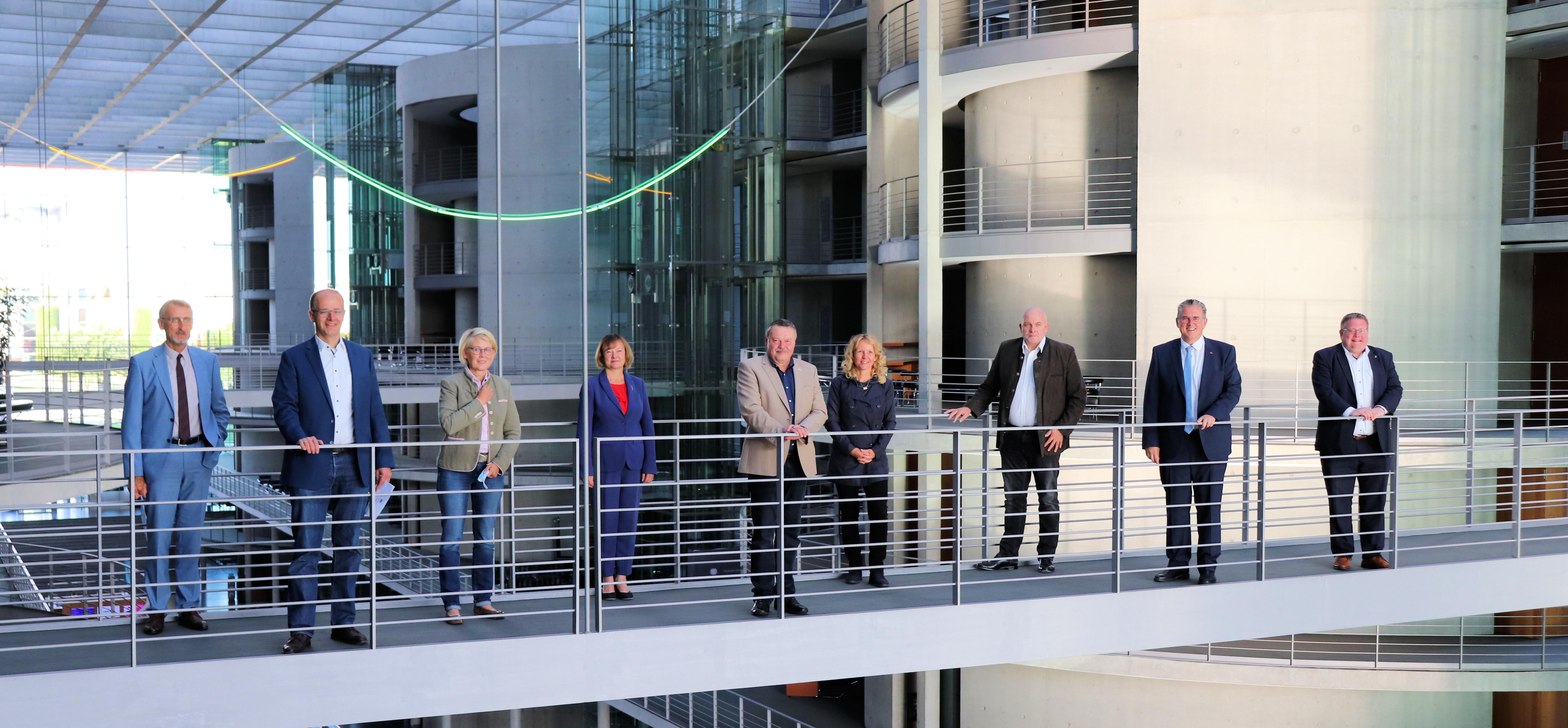 Gründung des Parlamentskreises Biosphärenreservate