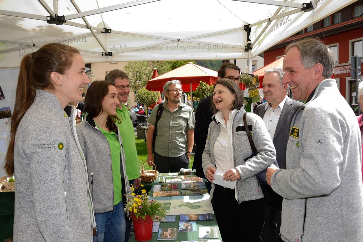 Biosphärenfest findet erst am 3. Oktober statt