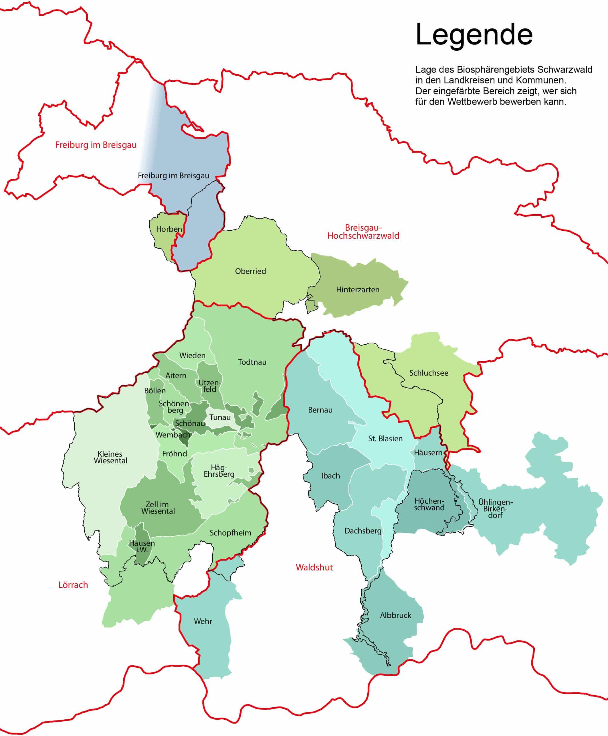 Biosphärengebiet Schwarzwald sucht den artenreichsten Naturgarten