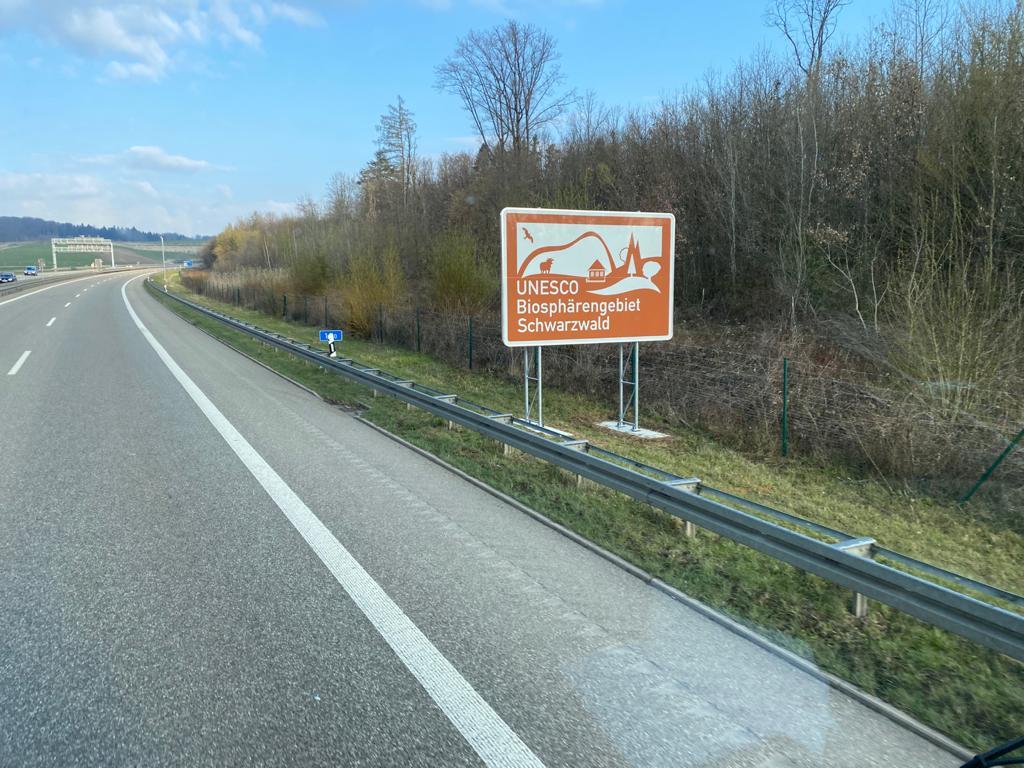 Optischer Hingucker fürs Biosphärengebiet Schwarzwald