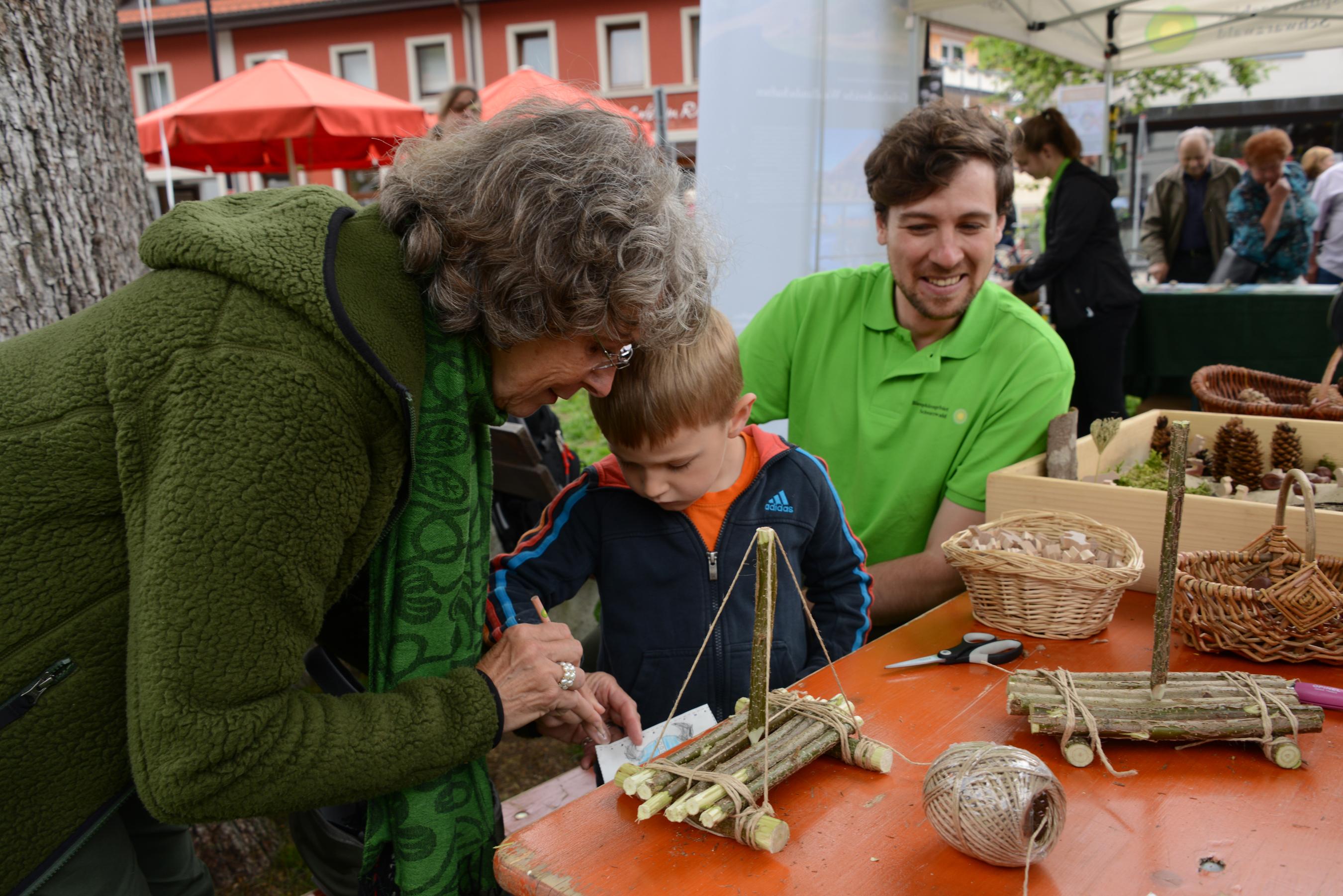"""""""Mitmachen, erleben, genießen"""": Biosphären-Tag am 3. Oktober von 11 bis 18 Uhr in Schönau"""
