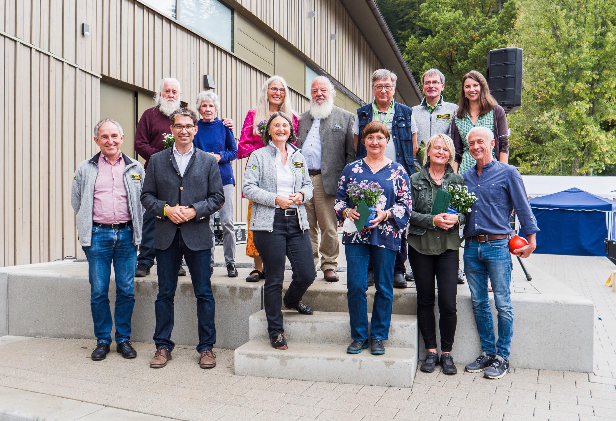 Biosphären-Tag in Schönau: Im Kleinen erproben, was im Großen gelingen soll